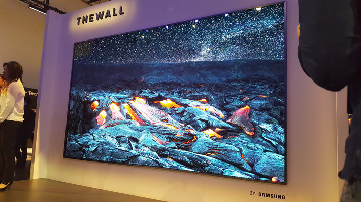 Samsung S 146 Inch The Wall Tv Is Now Available For Order Tom S Guide