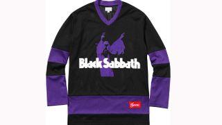 Supreme v Sabbath hockey vest