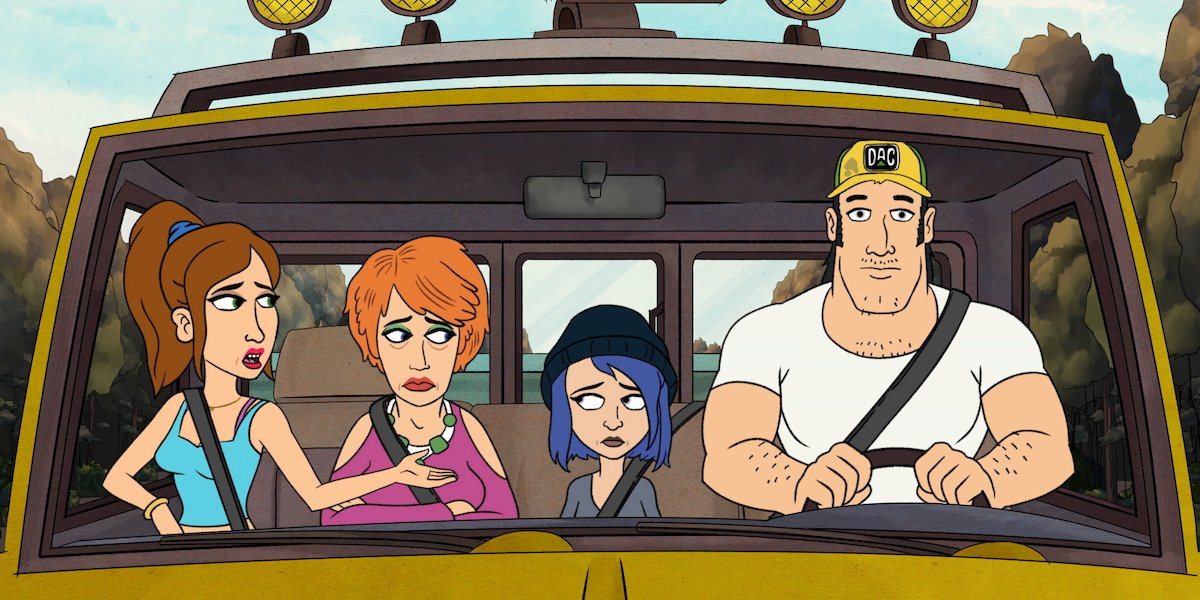 Why Bless The Harts' Creator Wanted To Bring A Southern Family To Fox's Animation Domination