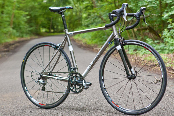 Kinesis Racelight Gf Tiv2 First Ride Review Cycling Weekly