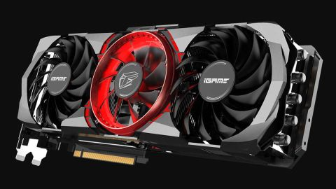 Colorful RTX 3080 iGame Advanced OC