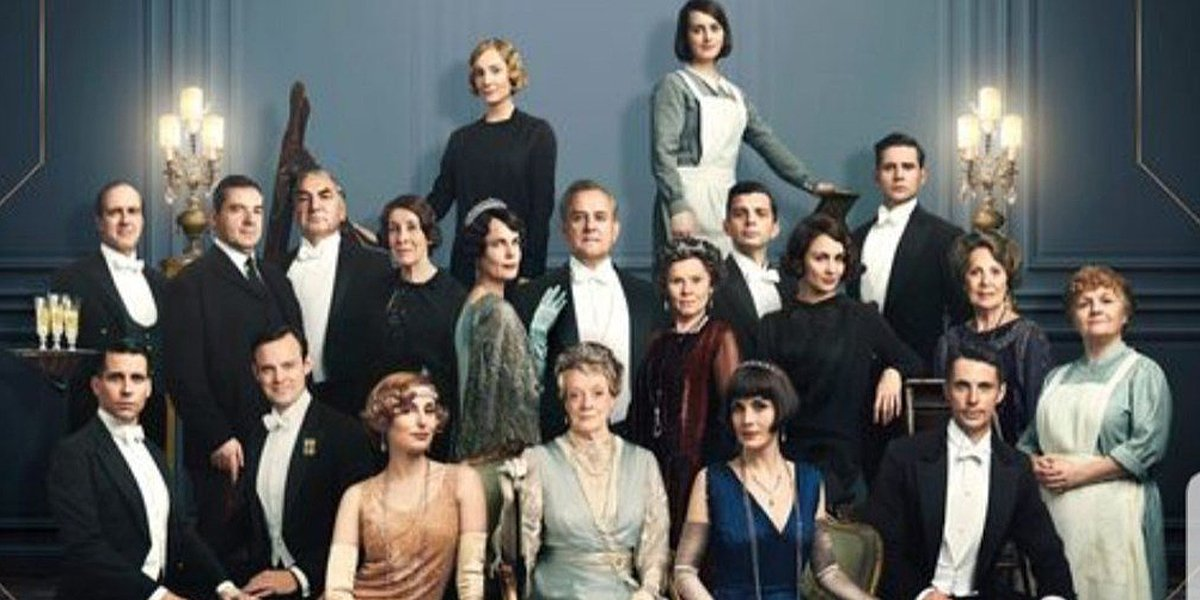 downton abbey full movie cast 2019 poster