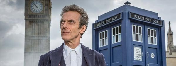 Peter Capaldi Doctor Who Twelfth Doctor