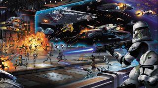 Star Wars Battlefront 2 old