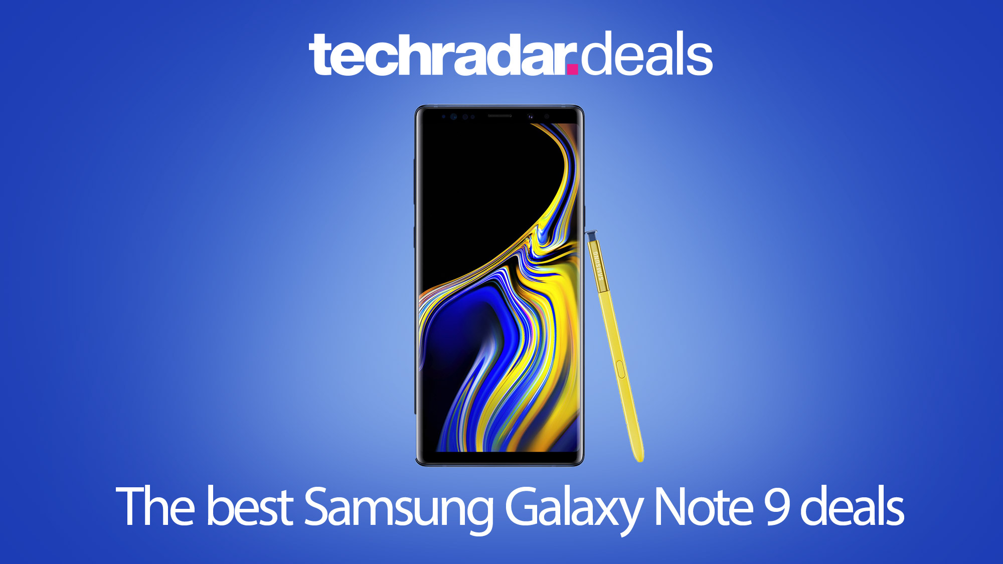 The best Samsung Galaxy Note 9 deals in September 2019