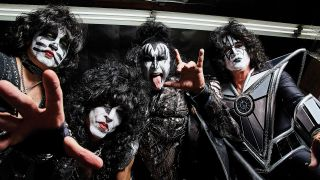 """The only thing that means anything to me is you get up onstage and people love what you do."" In a characteristically no-holds-barred interview with GW, Gene Simmons and Paul Stanley discuss 'The End of the Road.'"