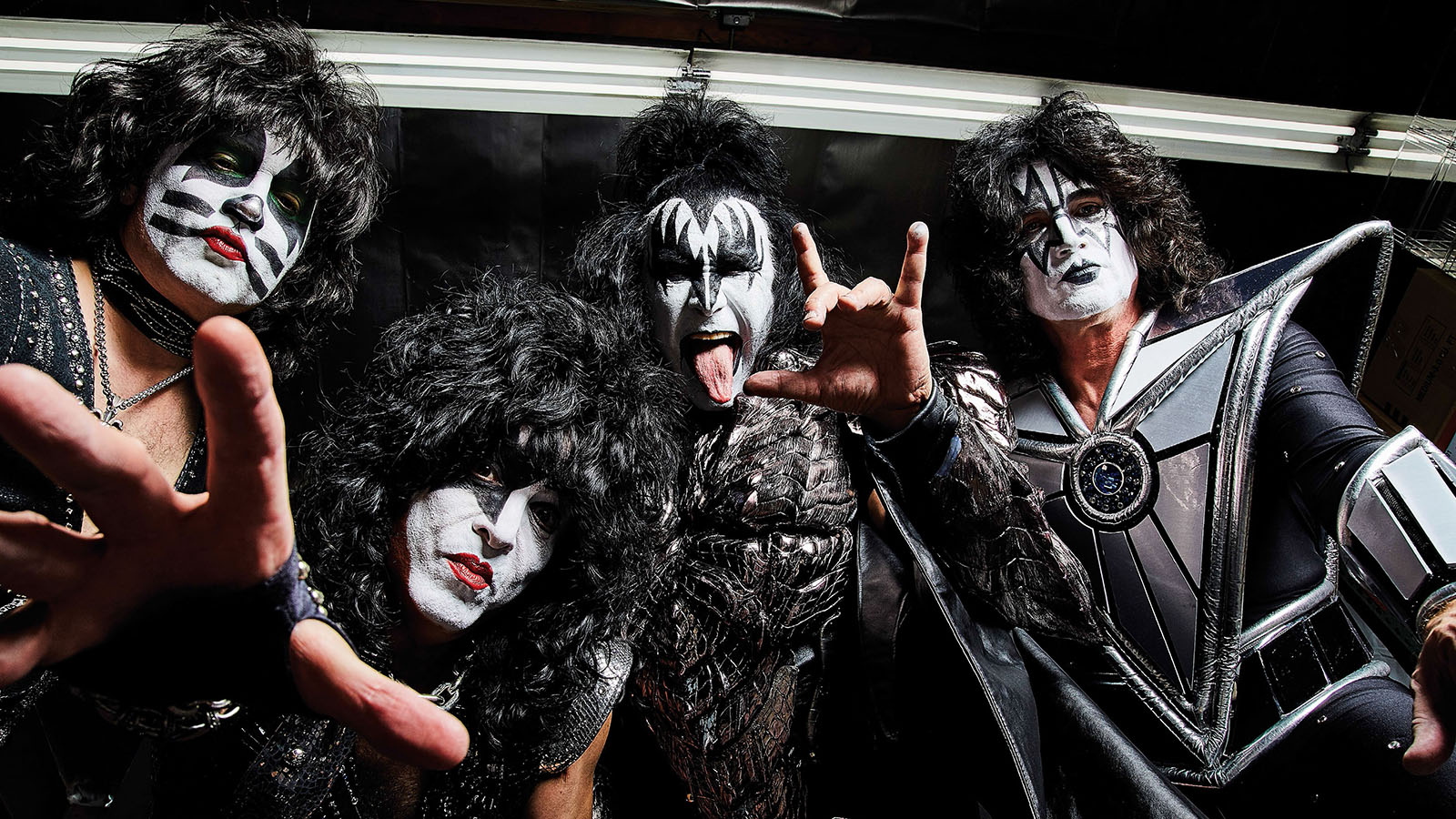 Kiss Legends Gene Simmons and Paul Stanley Talk Ace Frehley, Vinnie Vincent, Bruce Kulick and More