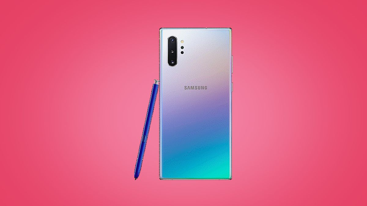 Samsung Galaxy Note 10 At Verizon Buy One Phone Get Another For Free Techradar