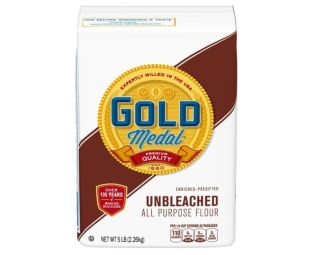 General Mills is recalling certain bags of its Gold Medal Unbleached Flour because they may be contaminated with <em>Salmonella</em>.