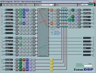 Extron DSP Configurator