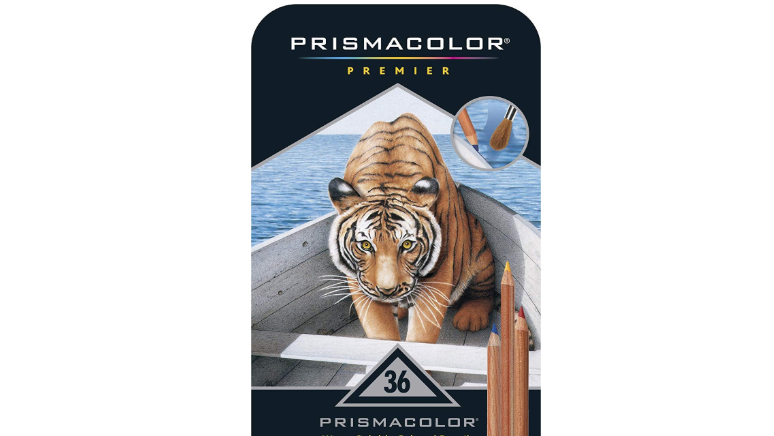 Watercolour Pencils: set of  Prismacolor Premier pencils