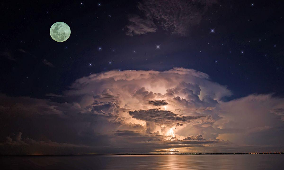July Full Moon 2019: 'Thunder Moon' Lunar Eclipse Meets