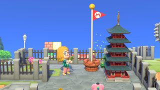 Nintendo official dream island in Animal Crossing: New Horizons
