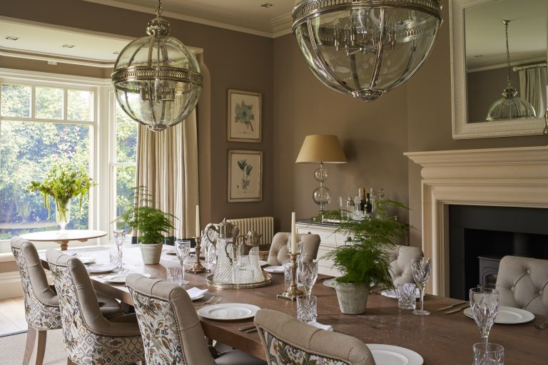 Dining room by Sims Hilditch