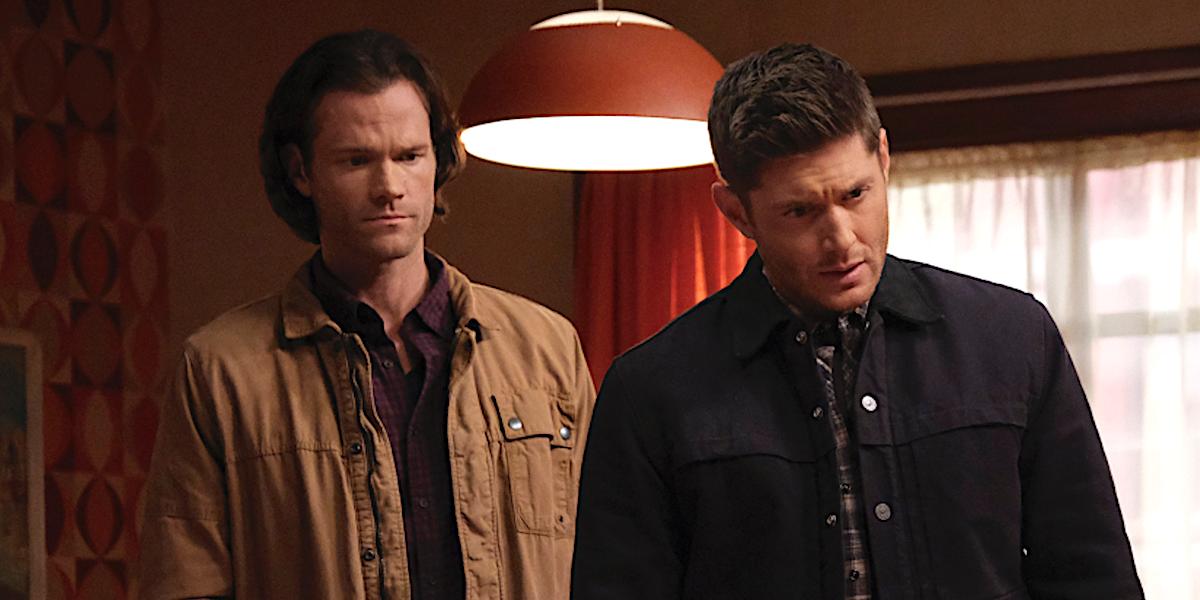 dean and sam supernatural final season the cw