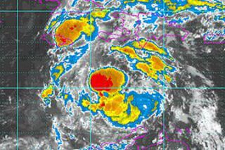 hurricane, tropical storm, Ernesto