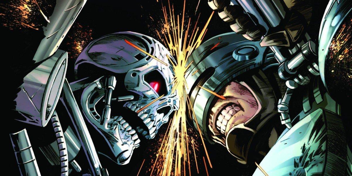 Terminator Vs. RoboCop