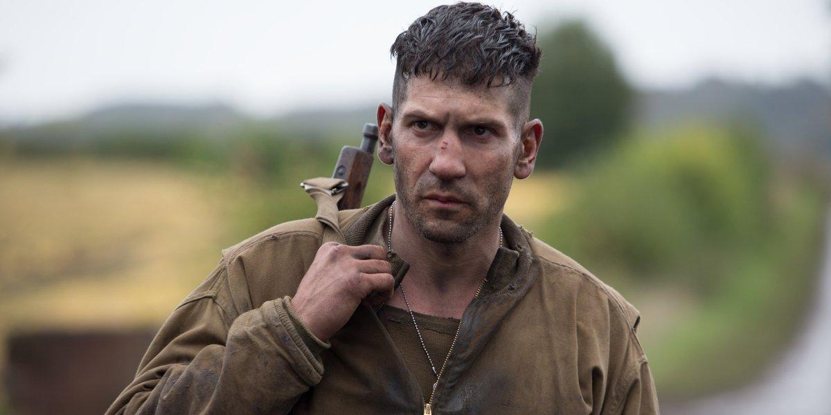 Jon Bernthal in Fury