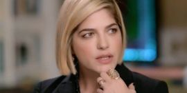 Selma Blair Wants To Put Out Clothing Line For People With MS