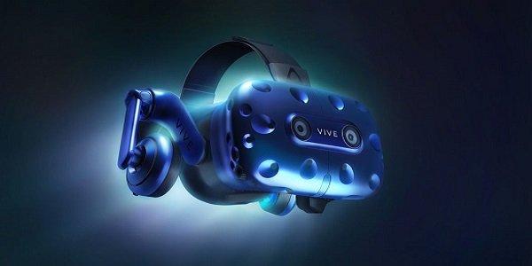 The HTC Vive pro