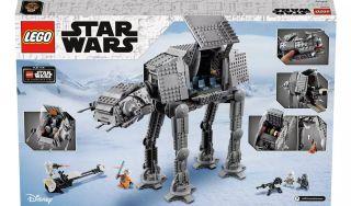 Star wars lego at-at