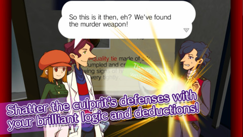 Layton Brothers Mystery Room Now Solving Cases on iOS #27541