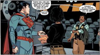 Neil deGrasse Tyson Comes to Superman's Rescue