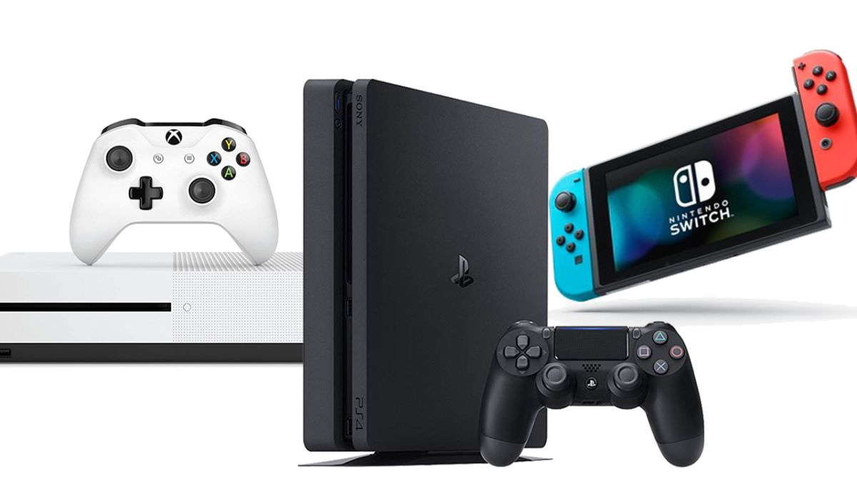 The Best Games Console For Kids Ps4 Xbox One Nintendo Switch Or Something Else Gamesradar