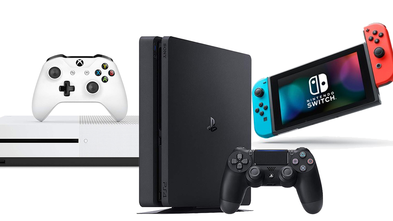Which is the best console to buy during the Cyber Monday sales in 2019? | GamesRadar+