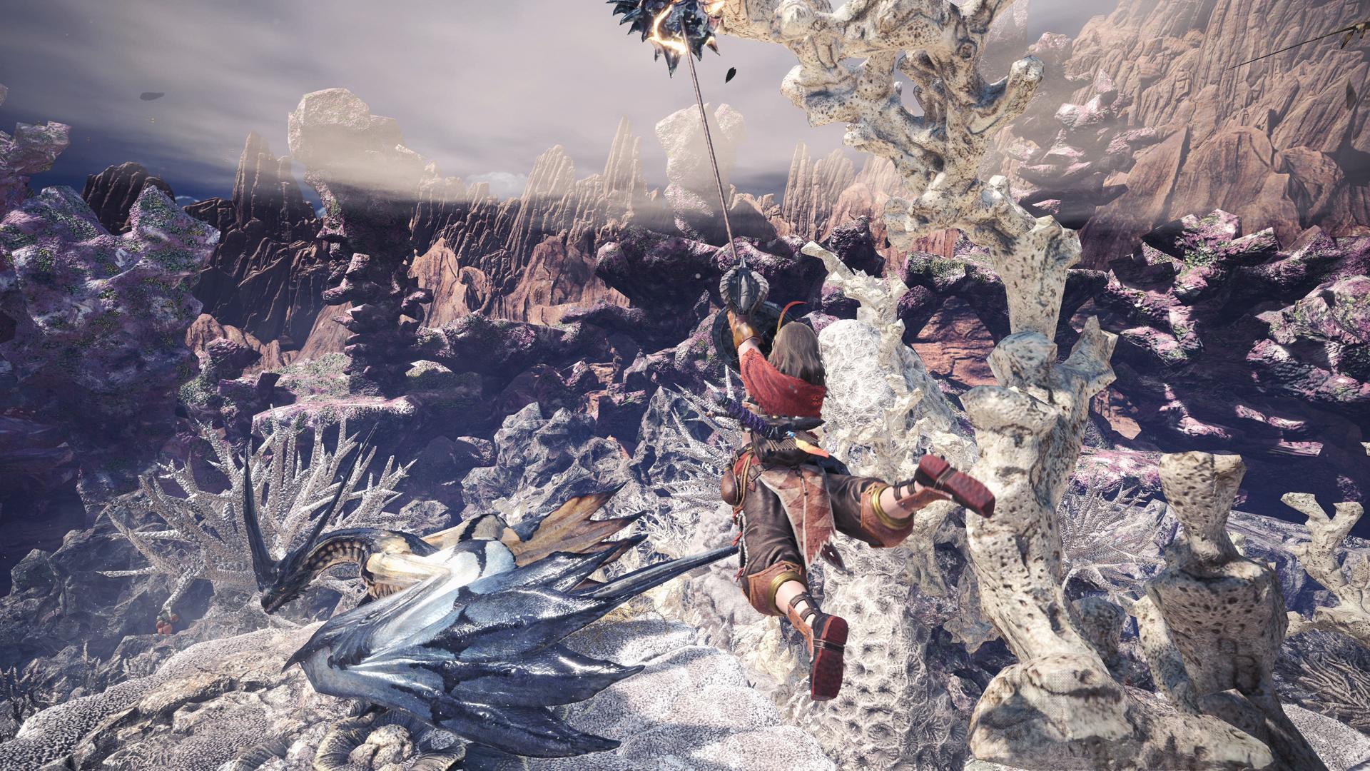 Best co-op PC games: Monster Hunter: World
