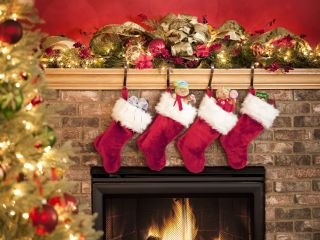 Christmas stockings - Liliboas/Getty Images