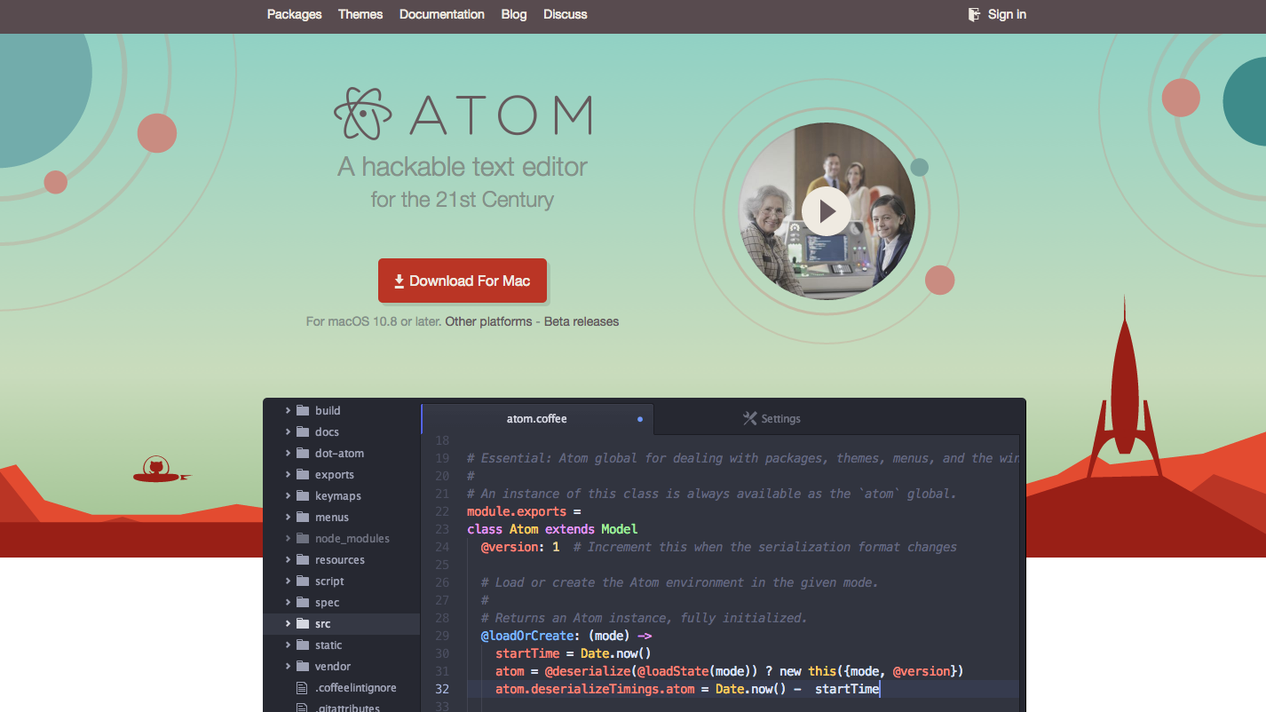 Get more from the Atom text editor | Creative Bloq