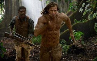 The Legend of Tarzan Samuel L Jackson Alexander Skarsgård