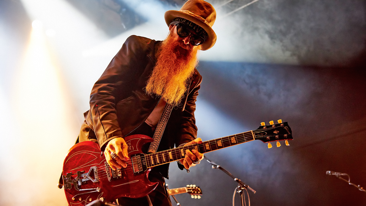 Billy F. Gibbons: these are the 10 guitarists who blew my mind