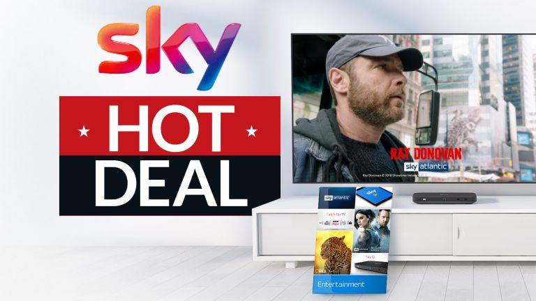 Sky TV Black Friday Deal Free TV