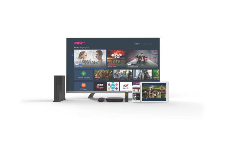 Sky Now TV Entertainment Stick Box deals