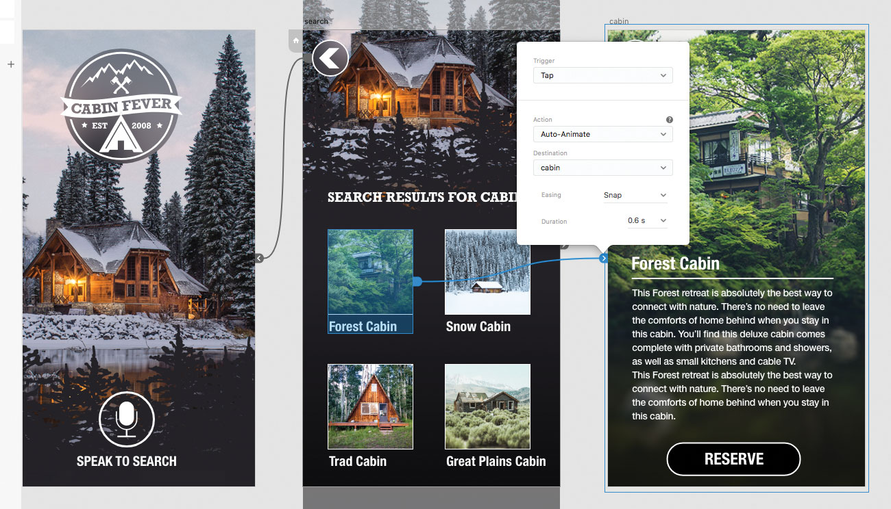 Build prototypes with Adobe XD | The Blog Pros