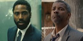Tenet's John David Washington May Be A Movie Star Now, But Dad Denzel Still Makes Him Do Chores