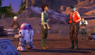 The Sims 4 Star Wars pack