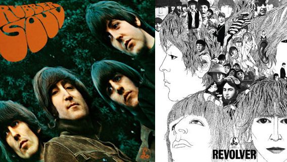 Giles Martin reveals why the Beatles' Revolver and Rubber Soul albums haven't been remixed yet