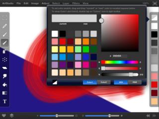 High Quality Art App Offers Abundance of Creative Choices