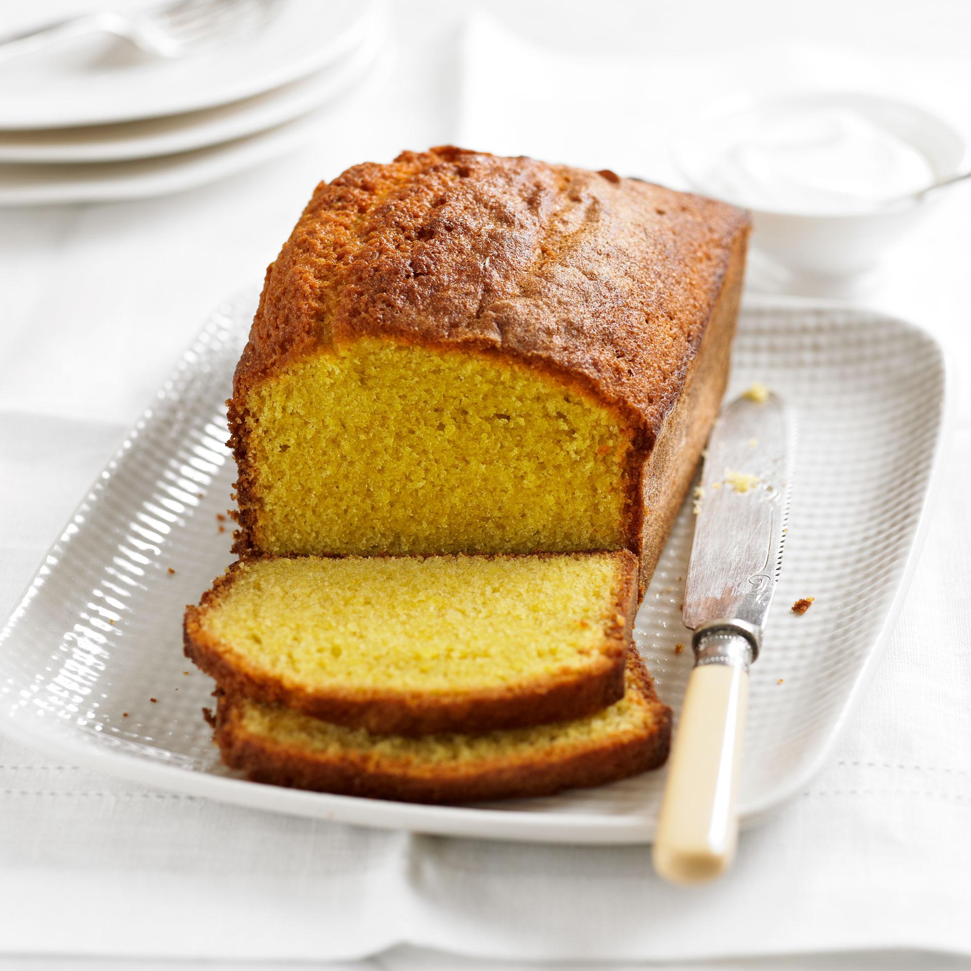 Madeira Loaf Cake Recipe