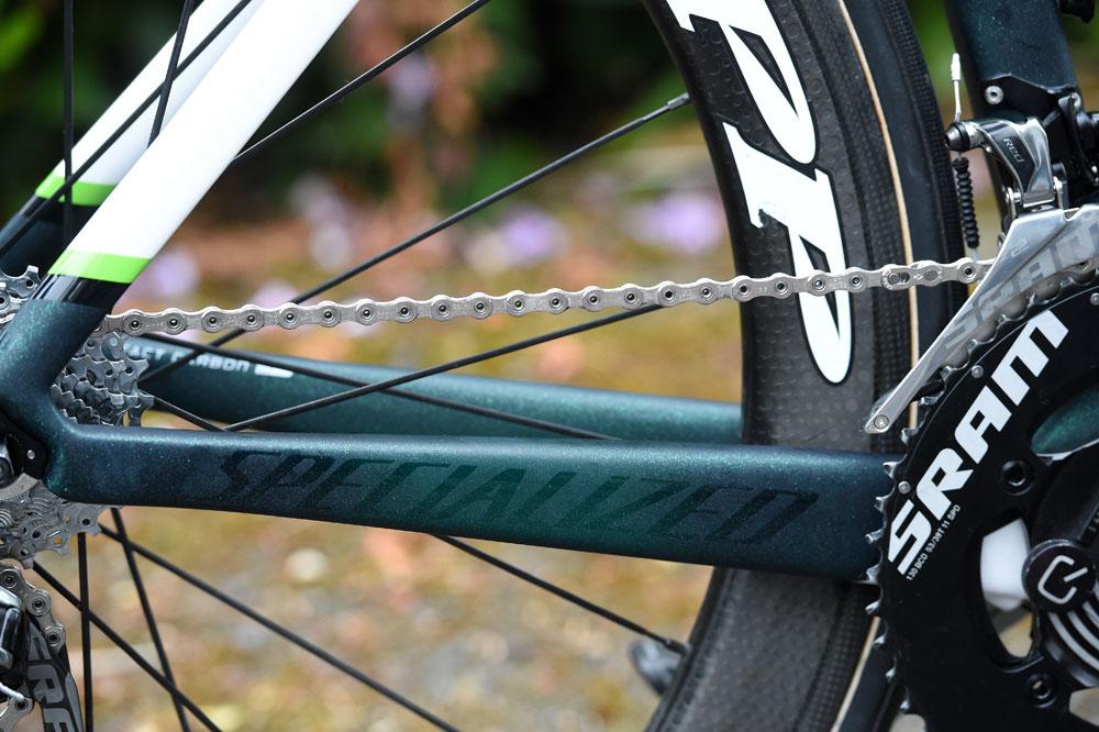 Mark Cavendish S Tour De France Specialized Cvndsh Venge