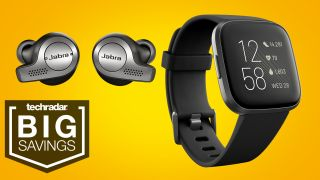 Fitbit Versa 2 and Jabra Elite 65t deal