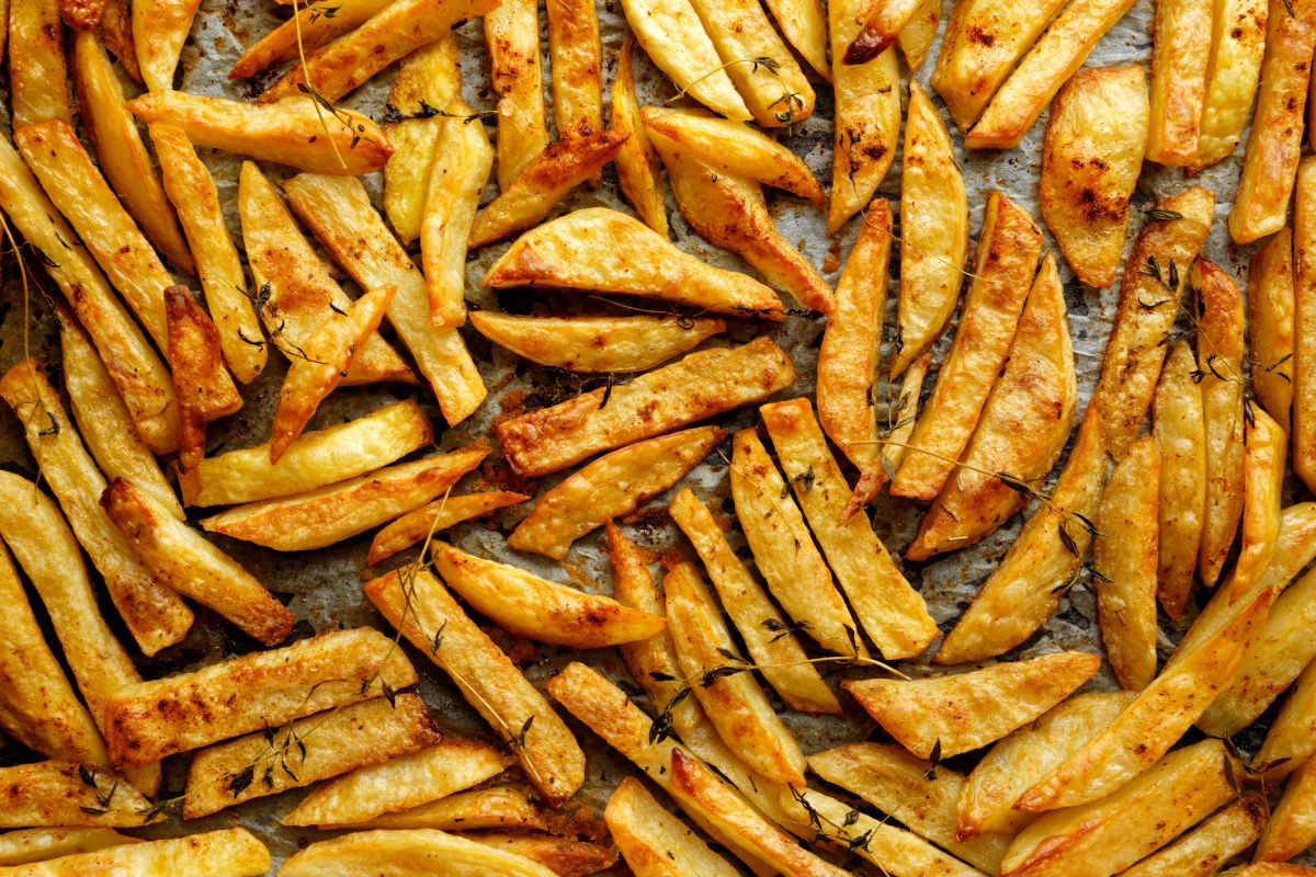 These are the tastiest oven-baked chips you'll ever make 
