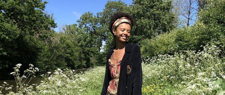 Poppy Okotcha, gardens columnist