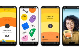 Snapchat Minis launched