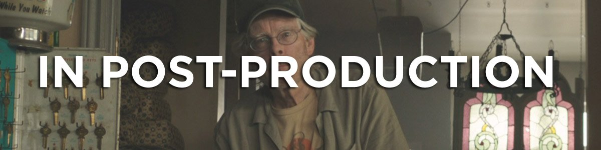 Stephen King In Post-Production