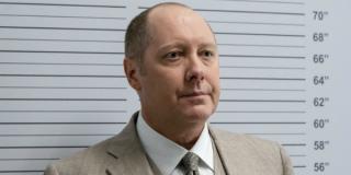 Raymond Reddington James Spader The Blacklist NBC