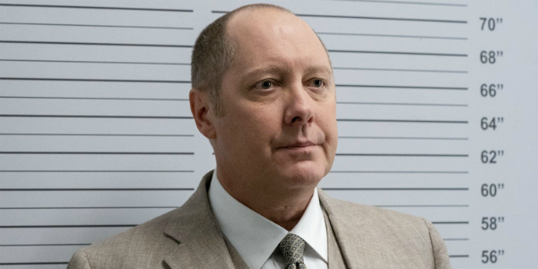Raymond Reddington James Spader The Blacklist NBC